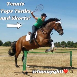 Other - Tennis Tops, Tanks, Skorts & Athletic Wear